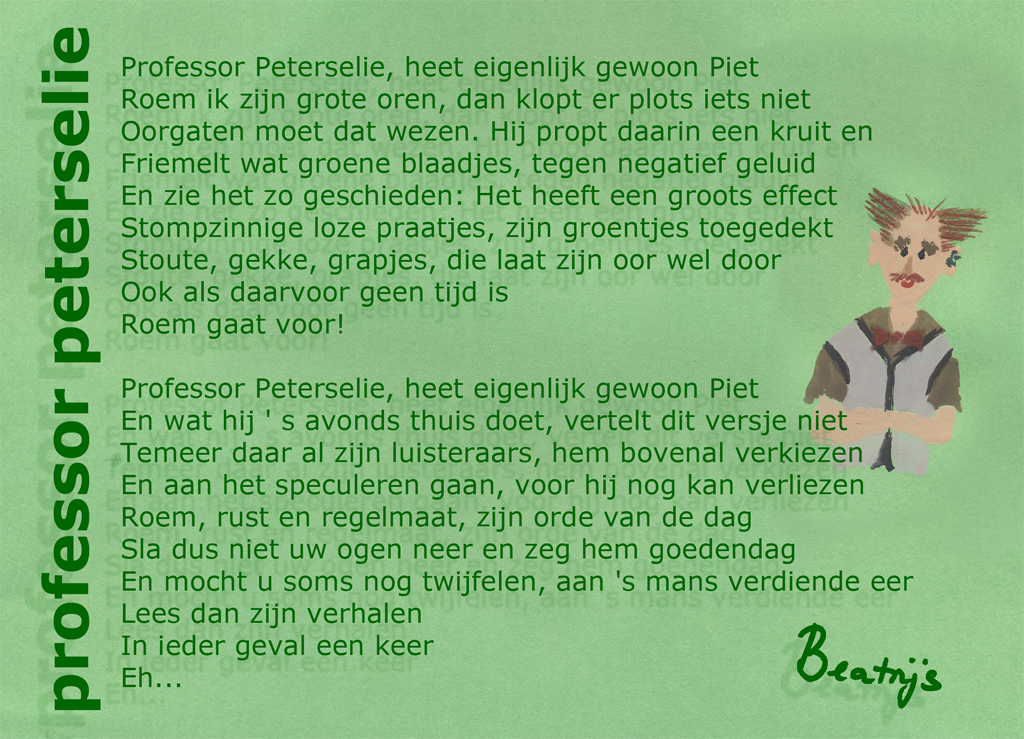 professor peterselie